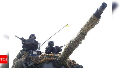 China toughens language, warns Taiwan that independence 'means war' - Times of India