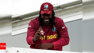 Chris Gayle:  No retirement plan as of now, two World Cups to go: Chris Gayle | Cricket News - Times of India