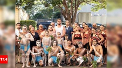 Chris Hemsworth shoots 'Thor: Love And Thunder' in home turf Australia - Times of India