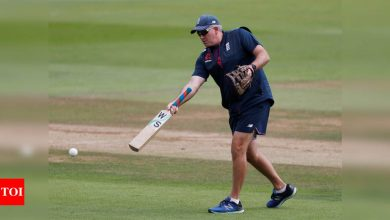 Confidence will go through the roof if we beat India, says England coach Silverwood   Cricket News - Times of India