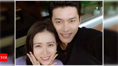 'Crash Landing On You' lead stars Hyun Bin and Son Ye-Jin confirm dating in real life - Times of India