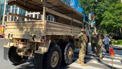 DC National Guard to Respond to Pro-Trump Protests This Week