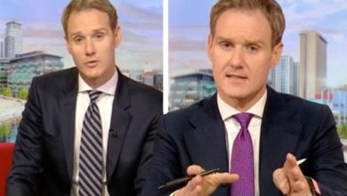 Dan Walker hits back at 'b****y obvious' local restrictions as confusion grows amid fines