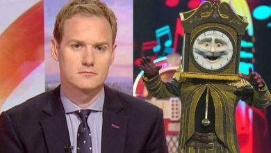 Dan Walker vows to wear trunks and sombrero for BBC Breakfast if Masked Singer claim true