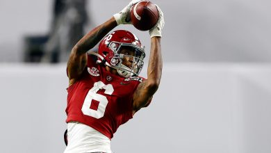 DeVonta Smith presents Jets with NFL Draft dilemma
