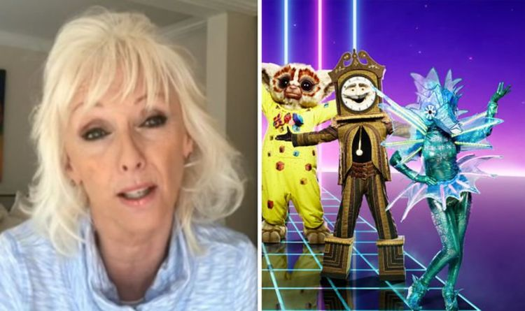 Debbie McGee admits 'phone went mad' as she addresses The Masked Singer UK speculation