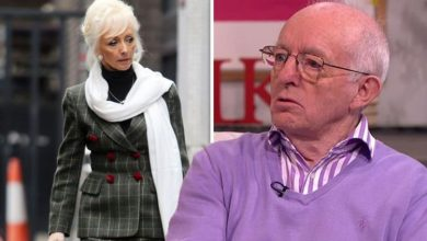 Debbie McGee speaks out on Paul Daniels stark warning 'Find someone your own age!'