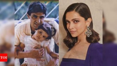 Deepika Padukone relives 35 years of life in special gratitude video - Times of India