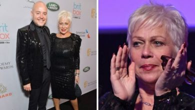 Denise Welch feared breaking eight-year sobriety during 'challenging lockdown'
