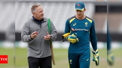 Desperate and petty Australia overstepped the mark in Sydney Test: Healy | Cricket News - Times of India