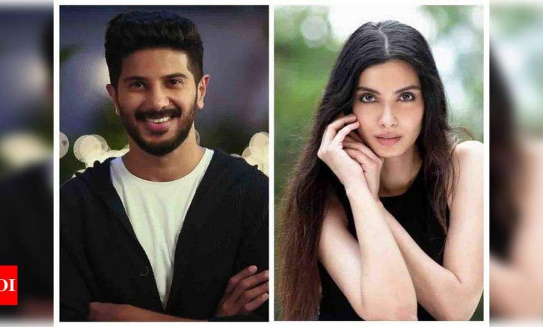 Diana Penty to debut in South with Dulquer's Salute? - Times of India