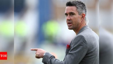 Disrespectful to India if England doesn't play their best team: Pietersen | Cricket News - Times of India
