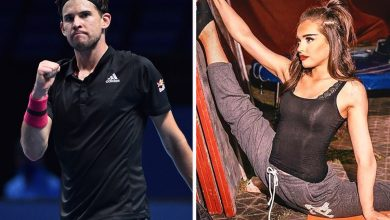 Dominic Thiem dating circus star Lili-Paul Roncalli after Kristina Mladenovic breakup