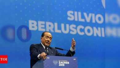 Donald Trump presidency set for an 'ugly ending': Silvio Berlusconi - Times of India