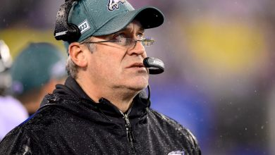 Doug Pederson in danger of being fired by Eagles