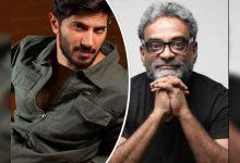 Dulquer Salmaan to work next with R Balki? - Times of India