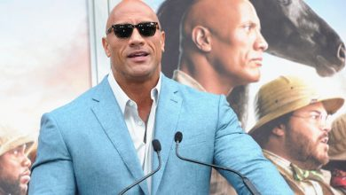 Dwayne Johnson Opens Up On Being Called The