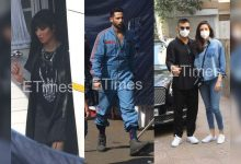 ETimes Paparazzi Diaries: Katrina Kaif, Ishaan Khatter and Siddhant Chaturvedi shoot for 'Phone Bhoot'; Anushka - Virat make their first appearance post the birth of their baby - Times of India