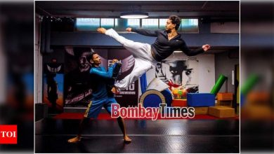 EXCLUSIVE! Tiger Shroff in beast mode post his Maldives vacation - Times of India ►