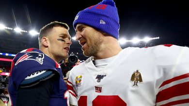 Eli Manning claims no bragging rights over bothered Tom Brady