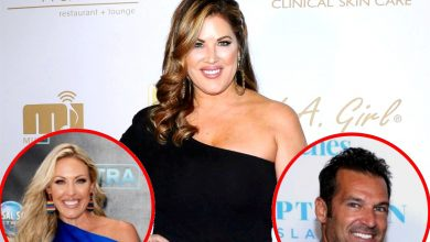 """Emily Simpson Slams """"Narcissist"""" Braunwyn For Using Husband Sean, Not Wanting To Take Care Of Kids and Calling Paps on Herself:"""