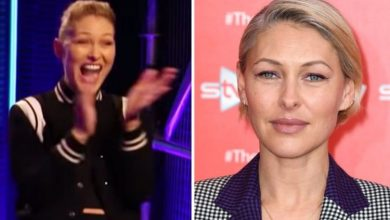 Emma Willis shares post on feeling 'drained' trying to 'win' over people amid The Voice UK