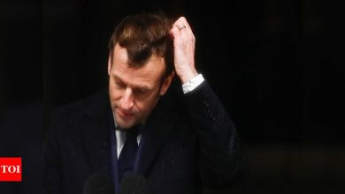 Emmanuel Macron: France President Macron urged to set up 'truth commission' on abuses in Algeria | World News - Times of India