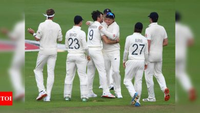 England squad clears COVID-19 test, set to travel to Sri Lanka for Test series | Cricket News - Times of India