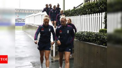 England women's cricket team to make 'historic' trip to Pakistan | Cricket News - Times of India