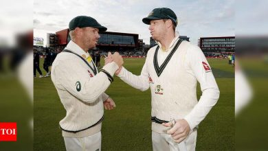 Everyone is allowed a bit of slump: Warner comes to Smith's defence | Cricket News - Times of India
