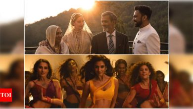 Exclusive! Ali Abbas Zafar's wife Alicia danced with Disha Patani in 'Bharat'; filmmaker opens up on his secret wedding - Times of India
