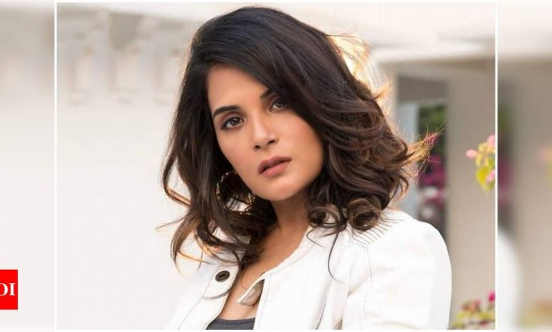 Exclusive! Did you know Richa Chadha had to compete with Katrina Kaif for a role in 'Madam Chief Minister' - Times of India