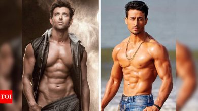 Exclusive: Do you know why Tiger Shroff considers Hrithik Roshan as his guru? - Times of India