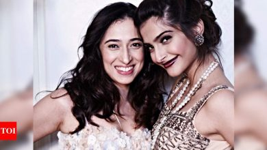 Exclusive! Fashion designer Shehla Khan: Sonam Kapoor encouraged me to start my own brand - Times of India