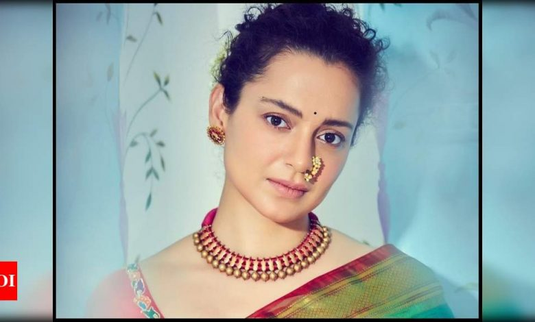 Exclusive! Kangana Ranaut on 'Manikarnika Returns: The Legend of Didda': Will try and keep myself as the director unless I find someone better - Times of India