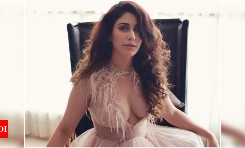 Exclusive: Loveyatri actress Warina Hussain to make her debut down south? - Times of India
