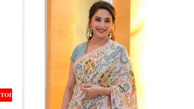 Exclusive! Madhuri Dixit on #32YearsOfRamLakhan: Even now, the film gets the same amount of love which I think is very rare - Times of India