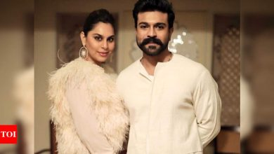 Exclusive! Ram Charan's wife Upasana Kamineni on his Covid-19 recovery: First two days were chaotic because we didn't know what to do - Times of India