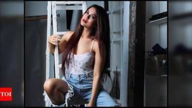 Exclusive! Sana Saeed: I want to work with Jake Gyllenhaal and Aamir Khan - Times of India