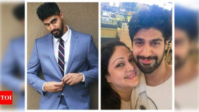 Exclusive! Tanuj Virwani: My mother told me that things will not be served to me on a platter - Times of India