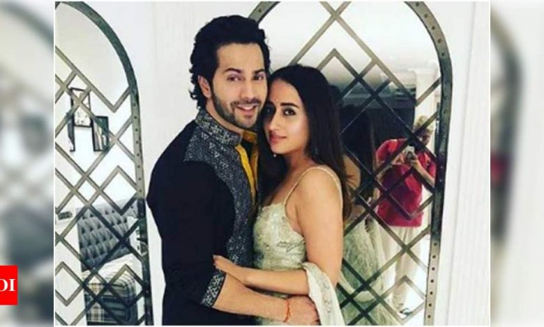 Exclusive: Varun-Natasha tying the knot this month? Here's the truth! - Times of India