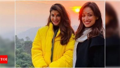 Exclusive: When Yami Gautam treated Jacqueline Fernandez to some lip-smacking pahadi food! - Times of India
