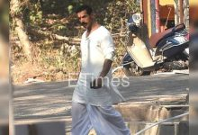 Exclusive photos! Check out John Abraham's look from the film sets of 'Satyameva Jayete 2' - Times of India