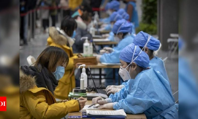 Explained: China's new Covid-19 outbreaks - Times of India