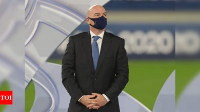 FIFA loses bid to disqualify special prosecutor investigating Infantino | Football News - Times of India