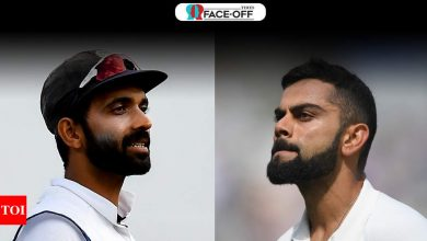 Face-off: Who is a better captain? - Times of India