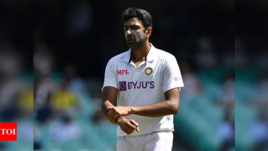 Faced racism in Sydney earlier too, needs to be dealt with iron fist: Ashwin | Cricket News - Times of India