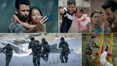 On Eve Of Republic Day, Defence Minister Rajnath Singh Launches Sharman Joshi, Ranjha Vikram Singh Starrer Fauji Calling Trailer, A Tribute To Army Martyrs And Sacrifices Of Their Families