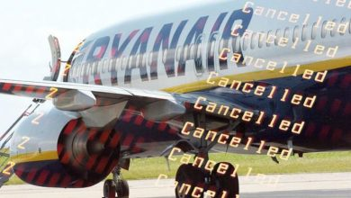Flights: Ryanair slashes flight schedule - very