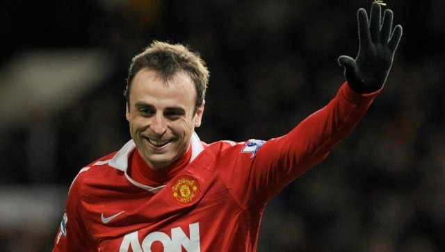 Former Manchester United striker Dimitar Berbatov appointed attacking coach of Bulgarian team Etar